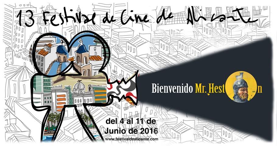 """El 13º Festival de Cine de Alicante selecciona """"Bienvenido Mr. Heston"""""""