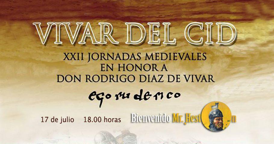 La película «Bienvenido Mr. Heston» inicia el Camino del Cid