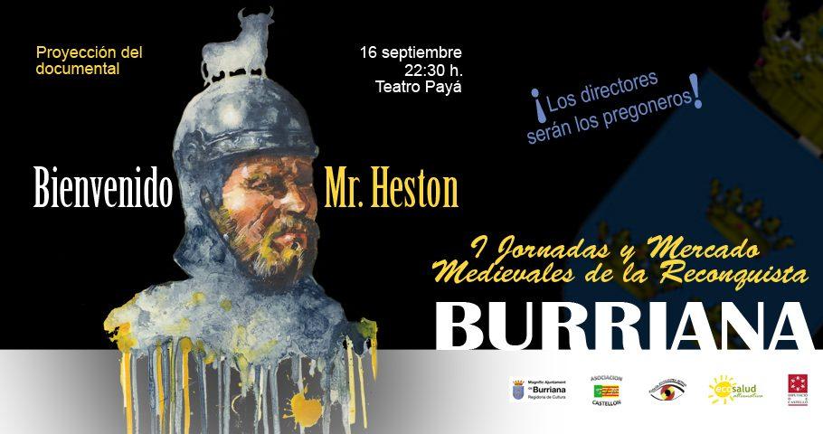 Los directores de «Bienvenido Mr. Heston» nombrados pregoneros en Burriana