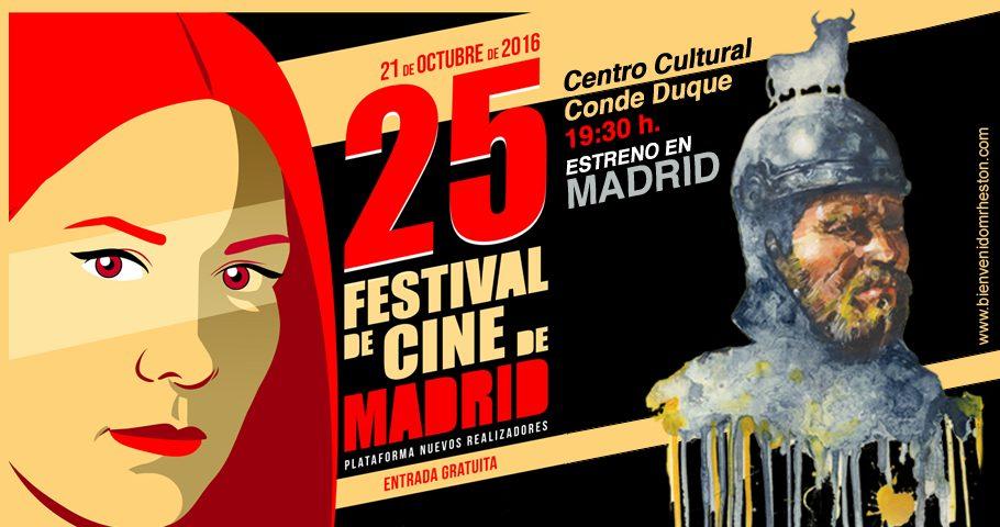 «Bienvenido Mr. Heston» en Sección Oficial del Festival de Cine de Madrid-PNR