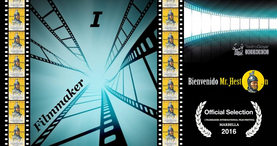 """Bienvenido Mr. Heston"" nominado en el I Filmmaker International Film Festival"