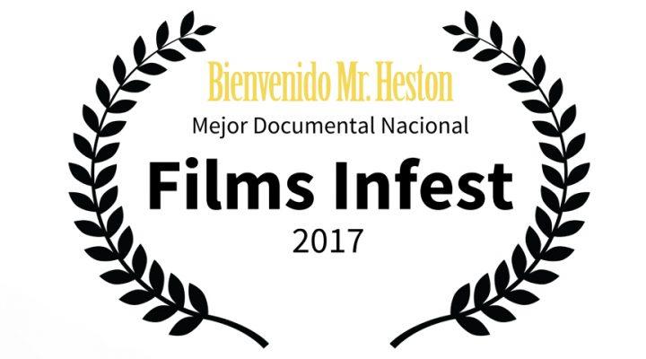 """Bienvenido Mr. Heston"", premio al mejor documental nacional del Films  Infest"
