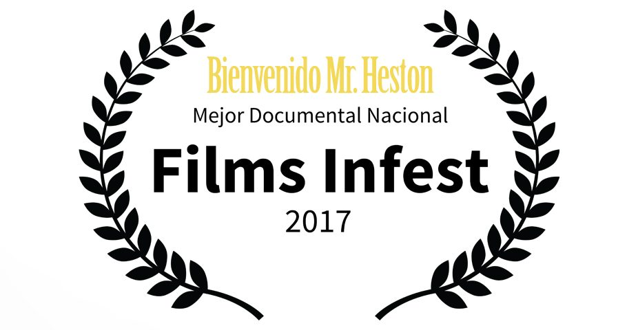 «Bienvenido Mr. Heston», premio al mejor documental nacional del Films  Infest