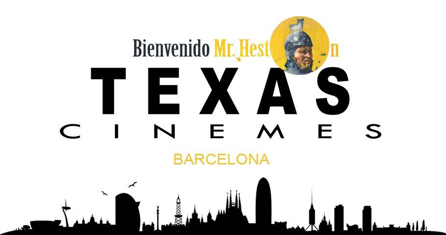 """""""Bienvenido Mr. Heston"""", una semana en la cartelera de Barcelona"""