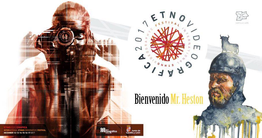 «Bienvenido Mr. Heston», en Sección Oficial del Etnovideográfica 2017
