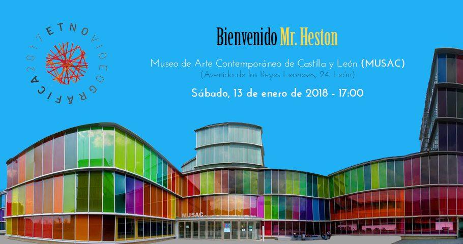 «Bienvenido Mr. Heston» se proyectará en el MUSAC de Castilla y León