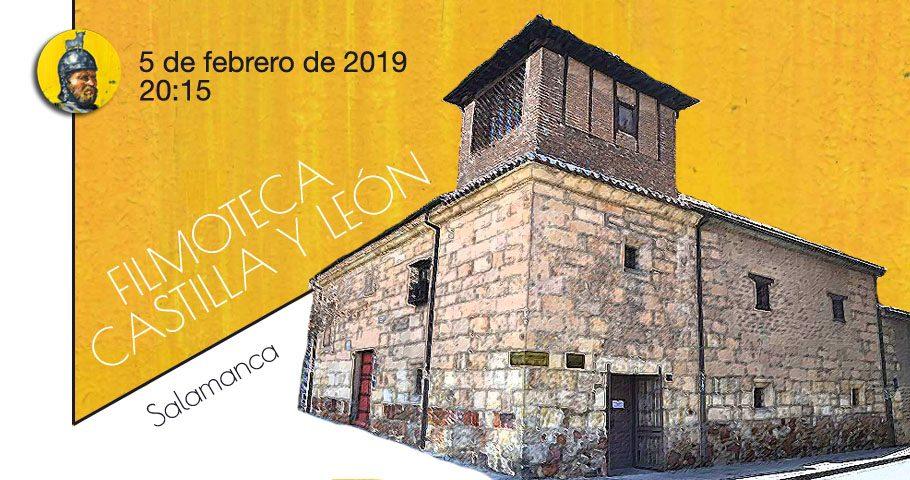 «Bienvenido Mr. Heston», protagonista en la Filmoteca de Castilla y León